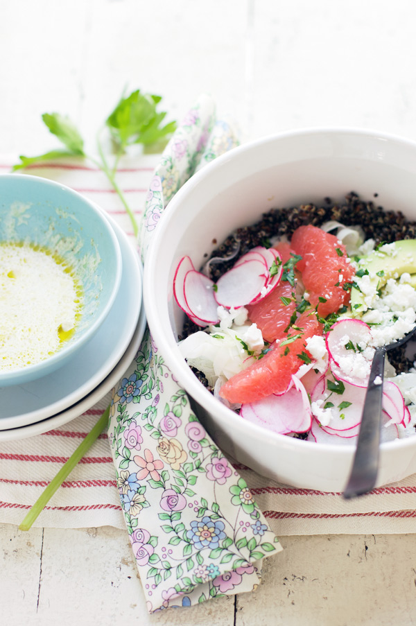 Quinoa Salad Recipes. black quinoa salad recipe.